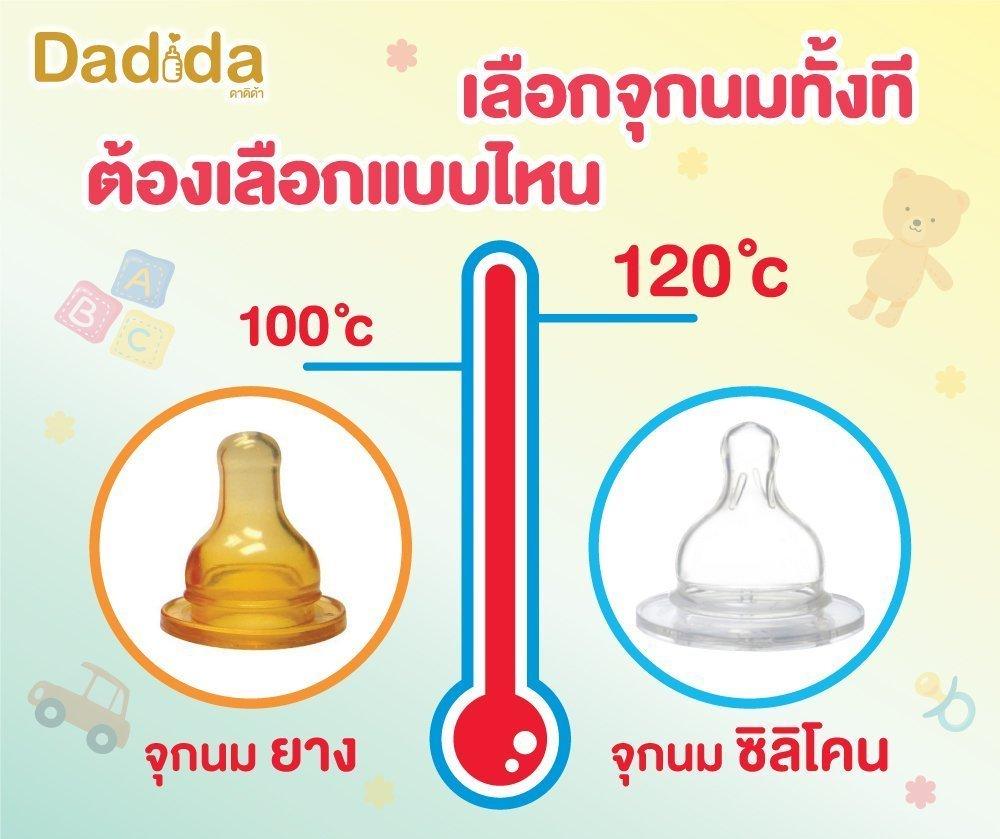 Dadida ดาดิด้า เลือกจุกนม